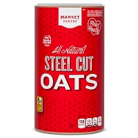 Steel Cut Oatmeal - 30oz - Market Pantry™