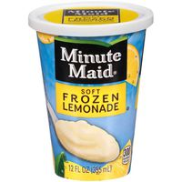 Minute Maid Frozen Lemonade, Soft, Original Lemon