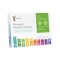 23andMe Personal Ancestry Service - Collection Kit Only