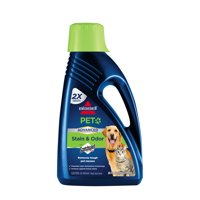 BISSELL ADVANCED PET Stain & Odor Formula for Full Size Carpet Cleaning, 62 oz, 88N2