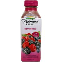 Bolthouse Farms 100% Fruit Juice Smoothie, Berry Boost