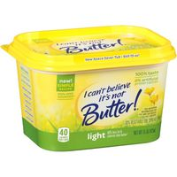 I Can't Believe It's Not Butter Buttery Spread Light