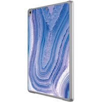 Onn Snap-on iPad Case For iPad 9.7-inch (6th gen/2018), 9.7-inch (5th gen/2017), iPad air, iPad air 2 & iPad Pro 9.7-inch, Blue Agate