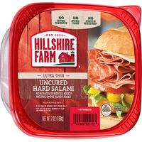Hillshire Farm ® Ultra Thin Uncured Hard Salami