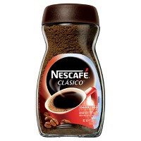 Nescafé Classico Dark Roast Instant Coffee - 7oz