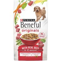 Purina Beneful Dry Dog Food, Originals With Real Beef