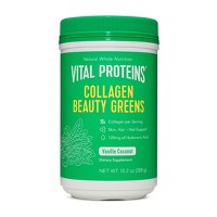 Vital Proteins Collagen Beauty Greens Powder - Coconut Vanilla - 10.2oz