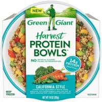 Green Giant Frozen Harvest Protein Bowl California Style - 10oz