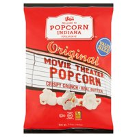 Popcorn, Indiana Movie Theater Butter Popcorn, 5.5 Oz.