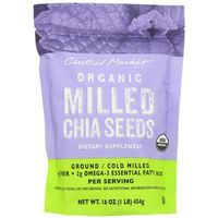 Central Market Milled Chia Seeds