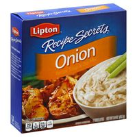 Lipton Soup And Dip Mix Onion