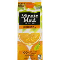 Minute Maid Orange Juice, Fruit Juice Drink