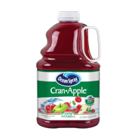 Ocean Spray Cranberry Apple Juice, 101.4 Fl. Oz.