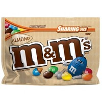 M&M's Almond Chocolate Candies - 9.3oz -Sharing Size
