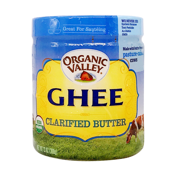Organic valley Organic Purity Farms Ghee, 13 oz