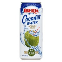 Iberia Coconut Water with Pulp - 16.9 fl oz