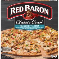 Red Baron® Classic Crust Mexican Style Pizza 21.03 oz. Box