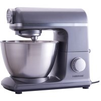 Farberware 6 Speed 4.7 Quart Gun Metal Professional Stand Mixer