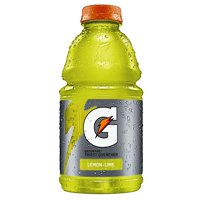 Gatorade Thirst Quencher Sports Drink, Lemon Lime, 32 oz Bottle