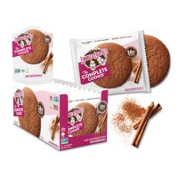 Lenny & Larry's, The Complete Cookie, SNICKERDOODLE, 16g Protein, 4ct