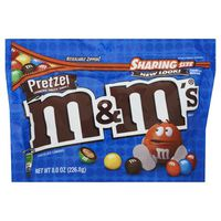 M&M's Pretzel Chocolate Candy Sharing Size