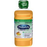 Pedialyte Tropical Fruit Electrolyte Solution