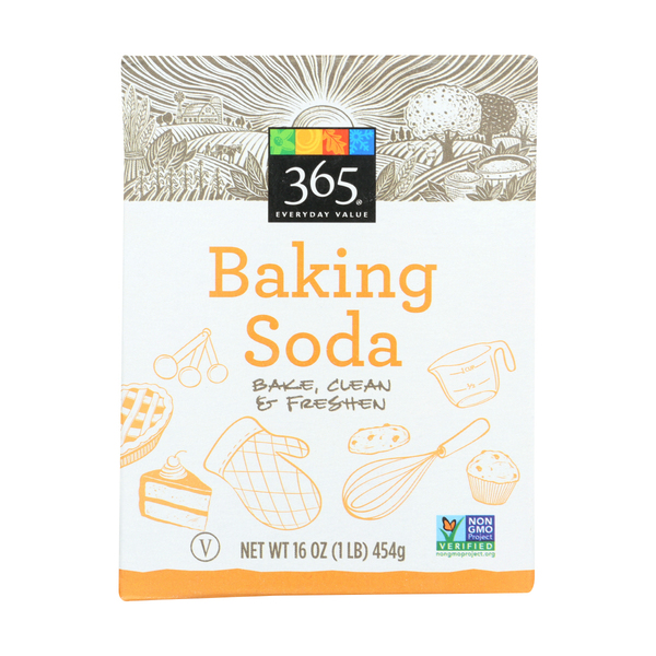 365 Everyday Value® Baking Soda, 16 oz