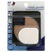 CoverGirl Clean Powder Foundation for Normal Skin 505 Ivory