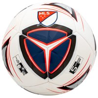 Franklin MLS Pro Badge Soccer Ball, Size 5