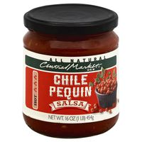 Central Market Hot Chile Pequin Salsa
