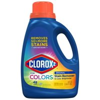 Clorox 2 For Colors - Stain Remover And Color Brightener, 66 Ounces
