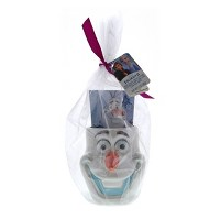 Disney Frozen 2 Pearlized Olaf Sculpted Mug with Cocoa - 1oz
