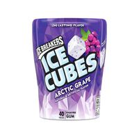 Ice Breakers Ice Cubes Arctic Grape Sugar Free Gum