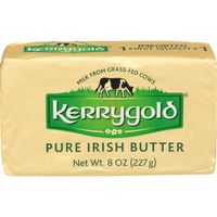 Kerrygold Pure Irish Salted Butter Foil