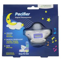 Veridian Healthcare Digital Pacifier Thermometer