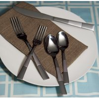 Mainstays Arlington Flatware Set, 20 Piece