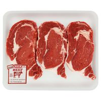 H-E-B USDA Select Boneless Beef Ribeye Steak