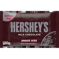 Hershey Halloween Snack Size Milk Chocolate Bars