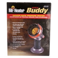 Little Buddy Indoor Safe Propane Heater