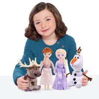 Disney Frozen 2 Small Plush, Styles May Vary, Collect them all