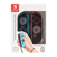 Game Traveler GoPlay Action Grip Pack for Nintendo Switch - Clear
