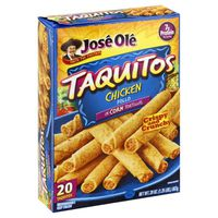 Jose Ole Taquitos, in Corn Tortillas, Chicken