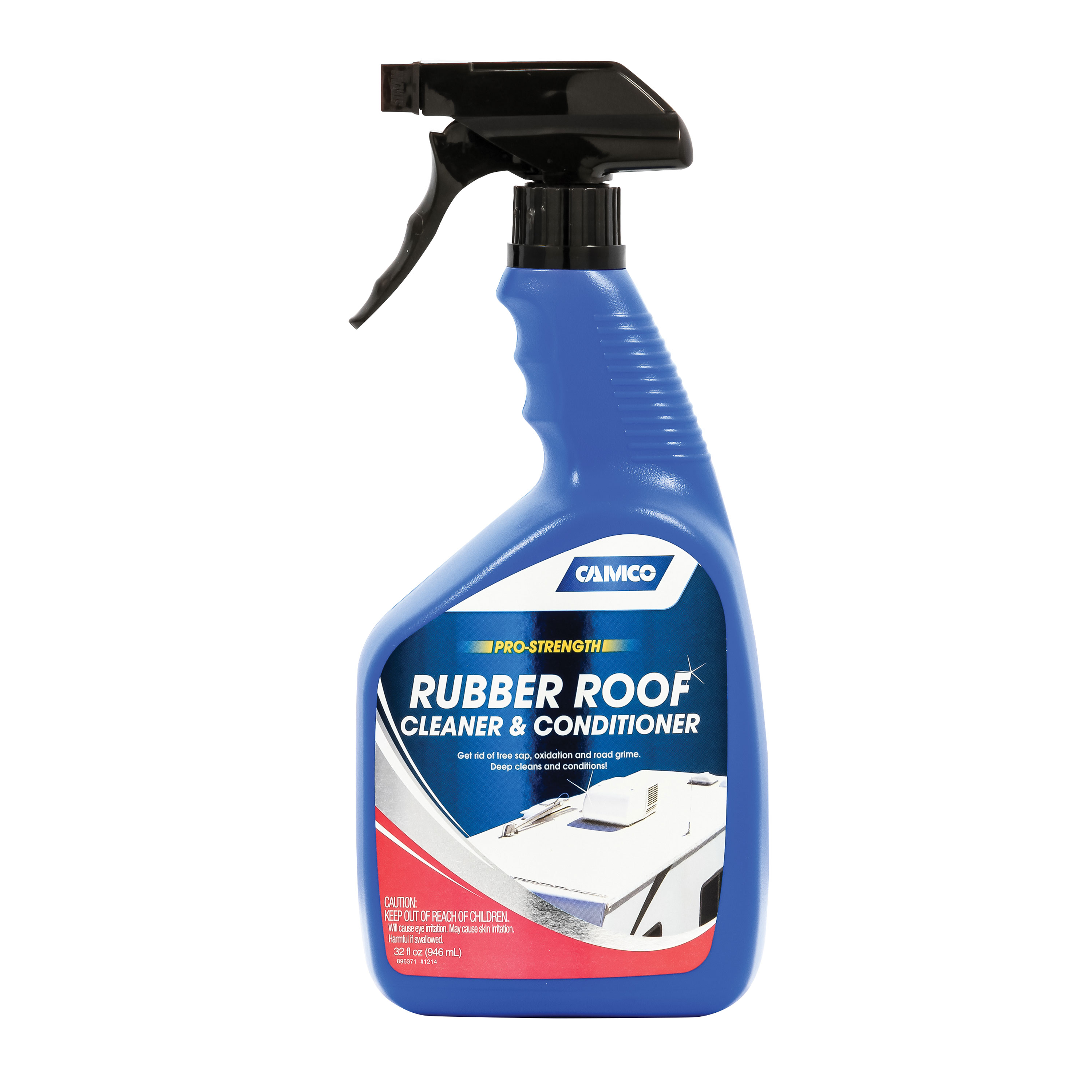 RUBBER ROOF CLEANER, PRO-STRENGTH 32OZ