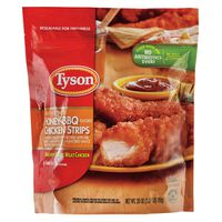 Tyson ® Fully Cooked Honey BBQ Chicken Strips