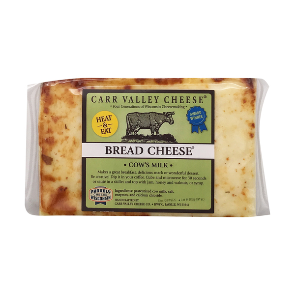 Carr valley Bread Cheese