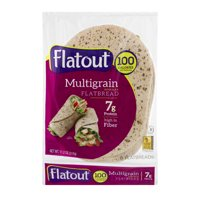 Flatout Flatbread Multigrain With Flax, 11.2 OZ