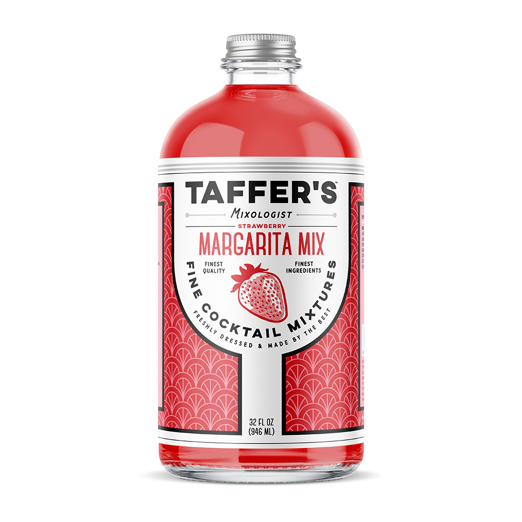 Taffer S Mixologist Strawberry Margarita Mix 32oz From Walmart In Dallas Tx Burpy Com