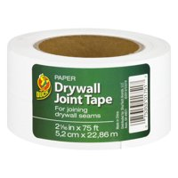 """Duck Brand 2""""x75' Paper Drywall Joint Tape"""