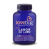 LoveBug Probiotic Labor of Love Dietary Supplement Tablets - 30ct