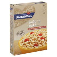 Barbara's Organic Original Honest O's Cereal
